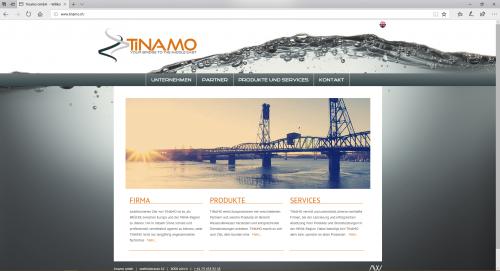 "<a href=""https://www.tinamo.ch"" target=""_blank"">Tinamo GmbH - www.tinamo.ch</a>"
